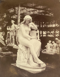 Statue Of 'Nymph Of The Danube' By Schwanthaler